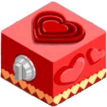 Appliance - Candy Heart Stove