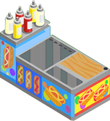 Appliance - Hot Dog Stand