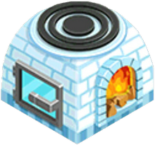 Appliance - Igloo Oven