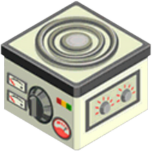 Appliance - Lab Stove