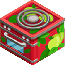 Appliance - Lunchbox Stove