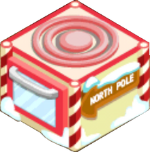 Appliance - North Pole Oven