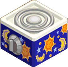 Appliance - Solstice Stove
