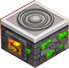 Appliance - Stone Oven