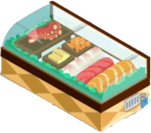 Appliance - Sushi Counter