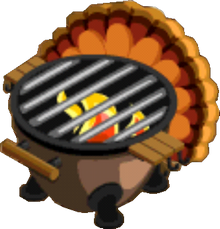 Appliance - Thanksgiving Barbeque