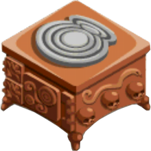 Appliance - Witchs Stove