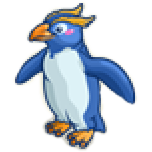 crested penguin Part