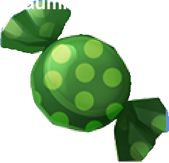 TL Part gummy candy