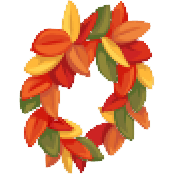 Harvest Wreath Part
