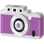 TL Part purple camera