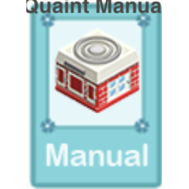 quaint manual Part