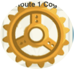 route 1 cog Part