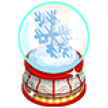 TL Part snow globe