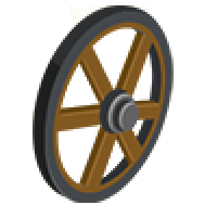 TL Part Wagon Wheel B
