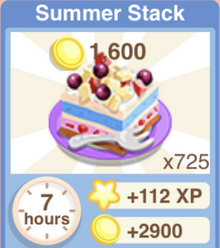 Summer Stack Recipe