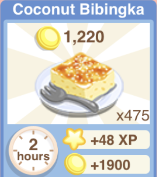 Coconut Bibingka Recipe
