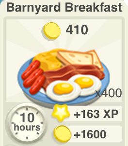 Barnyard Breakfast Recipe