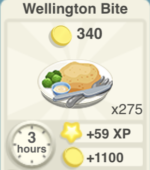 Wellington Bite Recipe