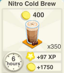 Nitro Cold Brew Recipe