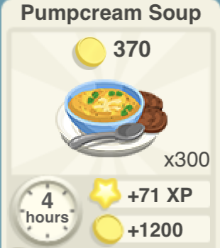 Pumpcream Soup Recipe