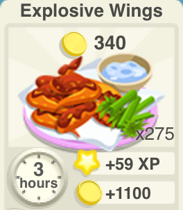 Explosive Wings Recipe