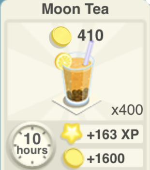 Moon Tea Recipe