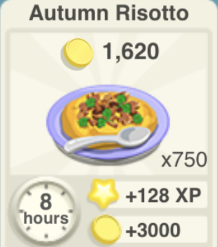 Autumn Risotto Recipe