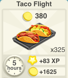 Taco Flight Recipe
