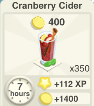 Cranberry Cider Recipe